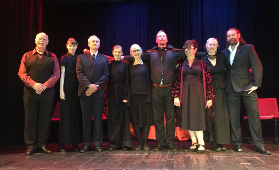 Brook Theatre Dracula radio play